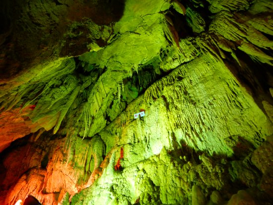 Otaki Limestone Cave