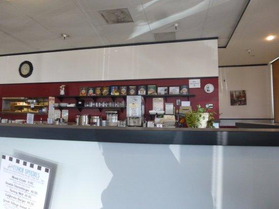 Milpitas, CA: 店内2