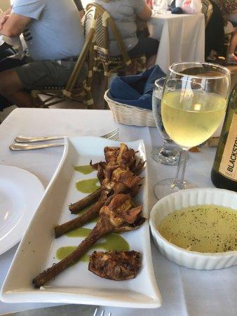 Tuckerton, NJ: Panini Bay Waterfront Restaurant