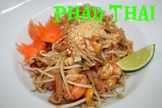 Authentic thai food picture of thai bistro almancil for Authentic thai cuisine