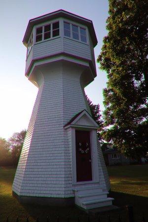 Brockville, Canadá: The Cole Shoal Range Lighthouses