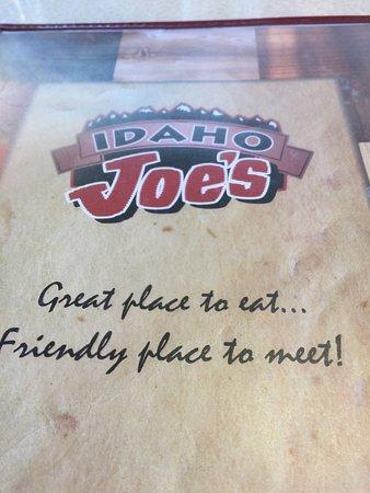 Idaho Joes: photo2.jpg