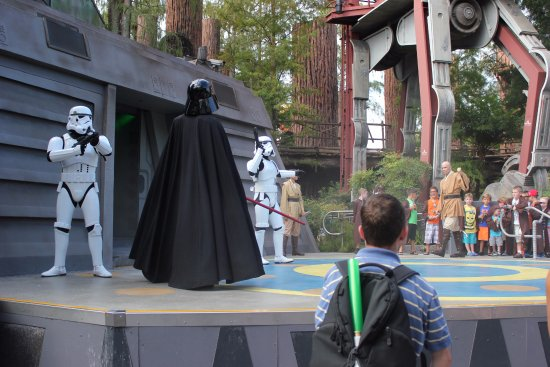 Disney's Hollywood Studios: Darth Vader