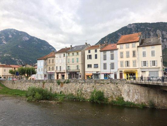 Tarascon-sur-Ariege, Франция: photo2.jpg