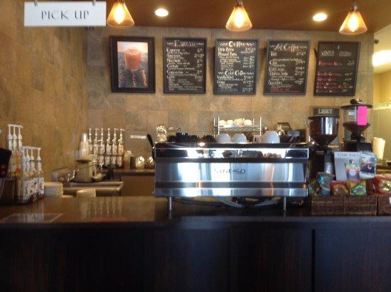 Roseville, MN: Espresso Bar (Feb. 2017)
