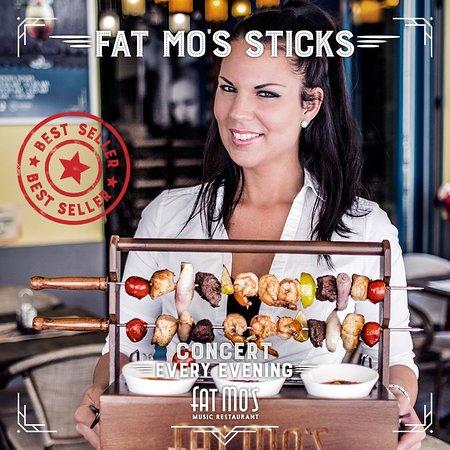 Fat Mo's Restaurant & Music Pub: Fat Mo's Stick