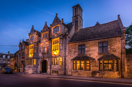 Oundle, UK: Exterior