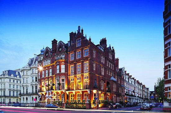 The Milestone Hotel and Residences – fotografia