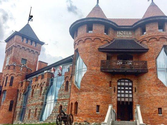 Orlovka, Rusia: Замок Нессельбек