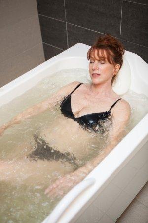 Cure Thermale Saint Eloy: Hydroxeur (baignoire en eau thermale à massages modulables)