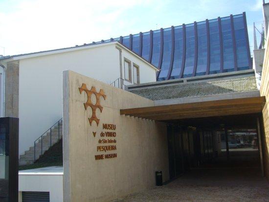 Sao Joao da Pesqueira, البرتغال: Porta de entrada de visitantes.