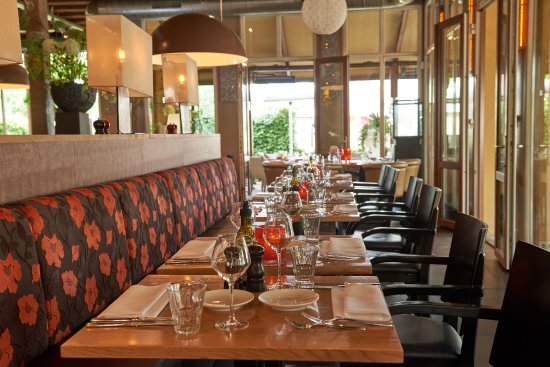 Heerhugowaard, The Netherlands: Restaurant