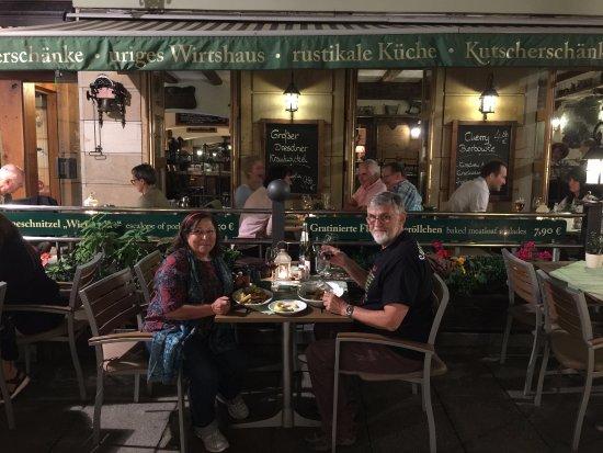 Generally pretty busy - Bild von Kutscherschänke, Dresden - TripAdvisor