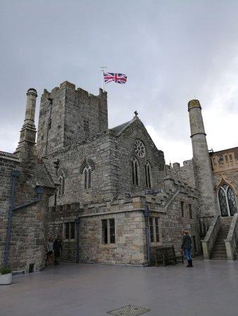 Marazion, UK: castello