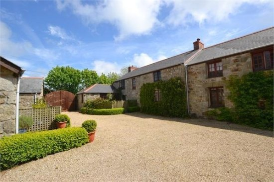 Carnhell Green, UK: Penbroath Cornish Cottages
