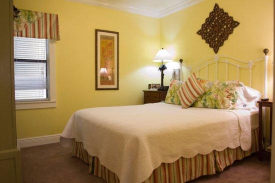 Lake Worth, Φλόριντα: orchid room