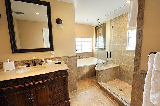 Lake Worth, Φλόριντα: pineapple bathroom