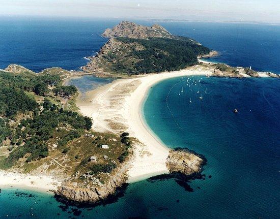 Cies Islands Photo