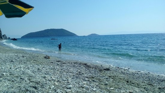 Neo Klima, Grèce: Μία άποψη της παραλίας