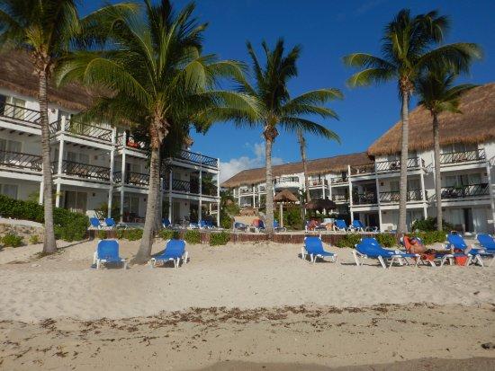 Inmejorable hotel en Cozumel!!!!!