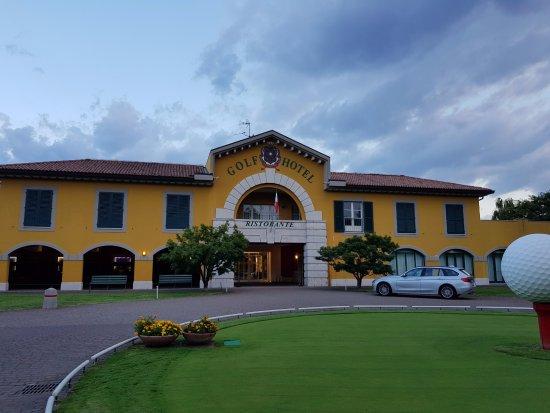 Le Robinie Golf Club & Resort, Solbiate Olona - Restaurant