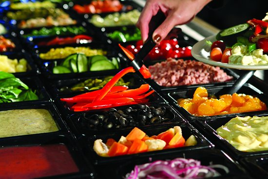 Hutchinson, MN: From fresh garden-green salads to coleslaw, our buffet lets you create a perfect start to your m