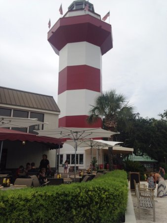 Coral Sands Resort: Lighthouse - worth the driver
