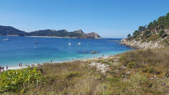 Islas Cies Photo