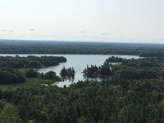 Lansdowne, Canada: stunning views