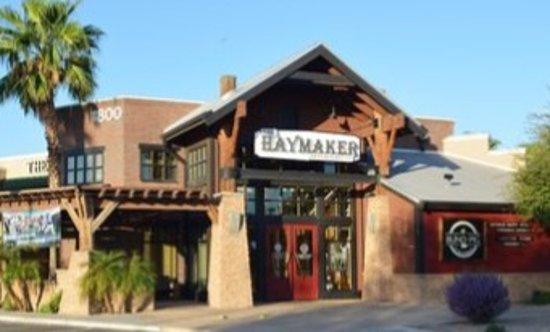 Goodyear, AZ: Haymaker