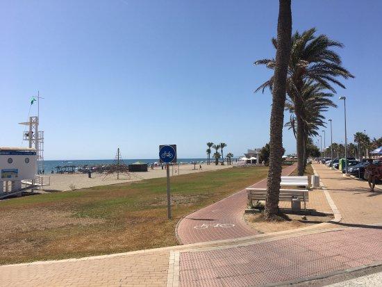 imagen Playa Serena en Roquetas de Mar