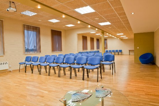 Harju County, Estonia: Big seminar room for presentations and other events
