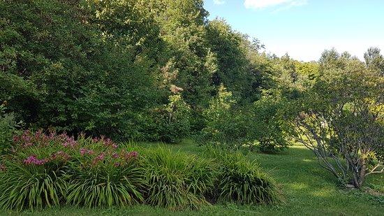 Les jardins du cap l 39 aigle la malbaie 2018 ce qu for Restaurant le jardin du cap