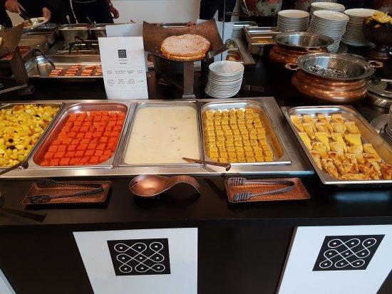 Chanteloup-en-Brie, France: desserts