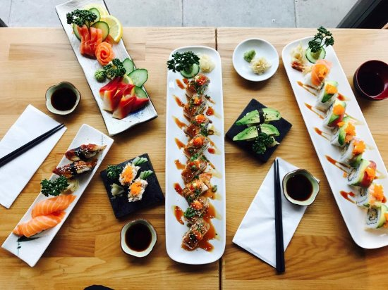 Aoki sushi dublin restaurant avis num ro de t l phone for Appart city dublin