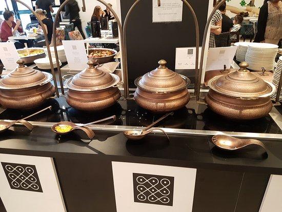 Chanteloup-en-Brie, France: différentes sortes de riz