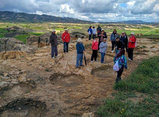 Garcinarro, Ισπανία: Visita guiada a La Cava