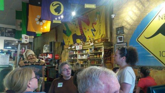 Marietta, Gürcistan: Inside the Australian Bakery Cafe
