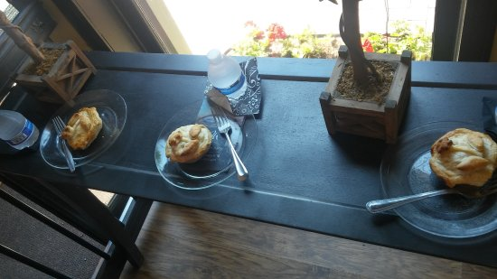 Marietta Food Tours: Chicken Pot Pies made just for us!