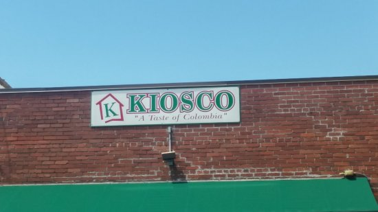 Marietta, GA: Kiosco Colombian Restaurant.