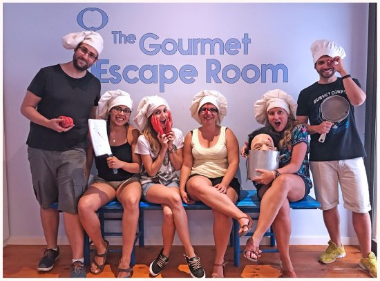 ‪The Gourmet Escape Room - Lloret de Mar‬