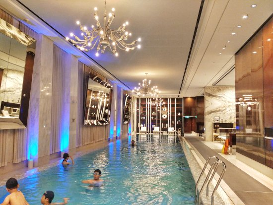 Jw Marriott Dongdaemun Square Seoul Updated 2018 Prices Hotel Reviews South Korea