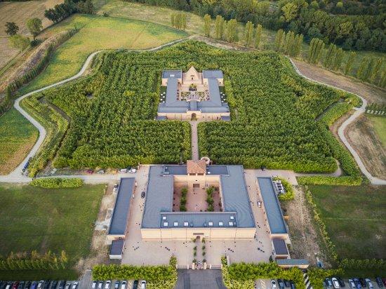 il labirinto di franco maria ricci visto dall 39 alto foto