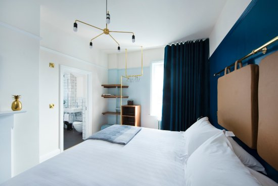 The Masons Arms One Of Our 10 En Suite Bedrooms In Modern Boutique Hotel