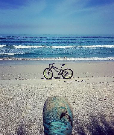 Grotto Beach照片