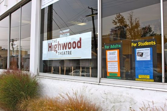 Silver Spring, MD: The Highwood Theatre