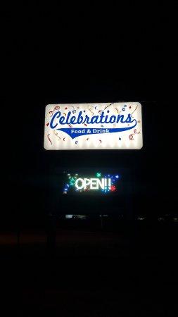 Antigo, WI: Our Sign!!