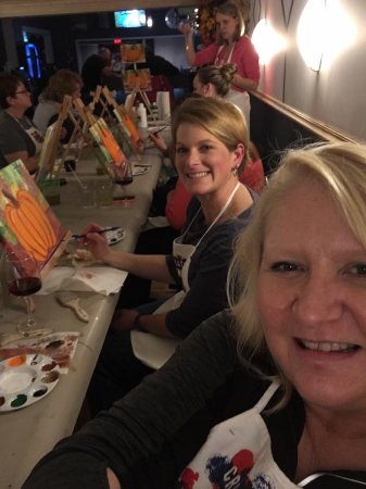 Celebrations Food & Drink: Wine & Paint Party