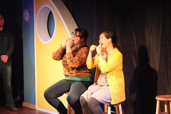 The Highwood Theatre: Highwood's Improv Comedy Nights