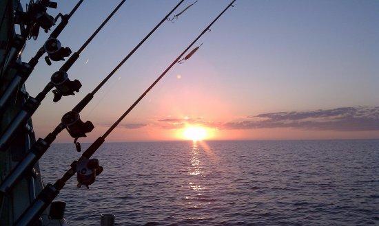 Bay Harbor, MI: Gorgeous sunsets abound